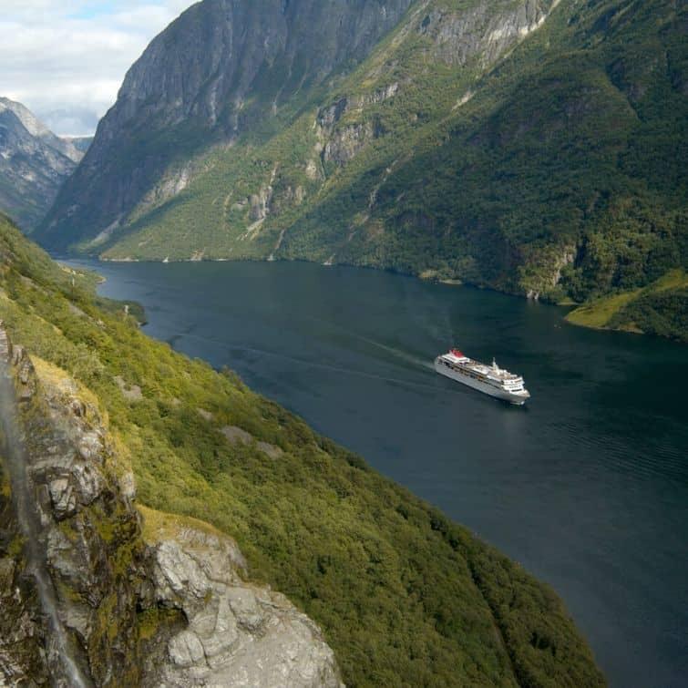 croaziere nordice, croaziere fiorduri