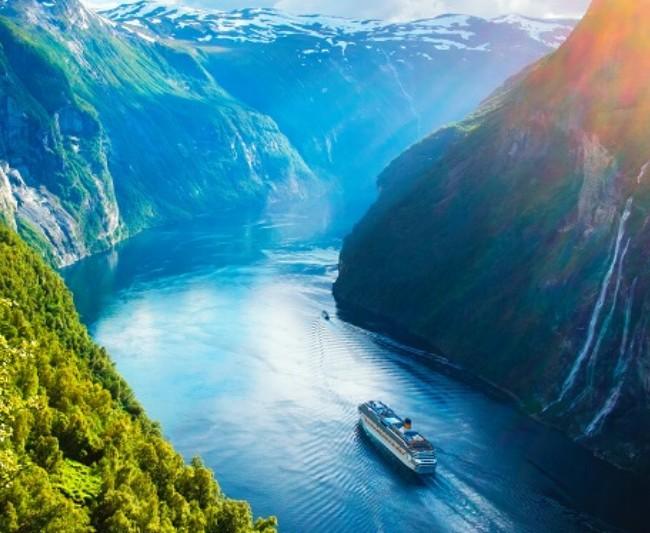 imagine reprezentativa fiordurile norvegiene croaziera oferta fiorduri costa msc