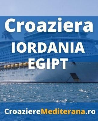 croaziera iordania, egipt, arabia saudita cu vasul MSC
